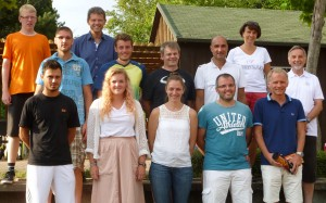 VR-Amberg Cup, Sieger 2015